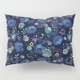 Cindy large floral print Pillow Sham