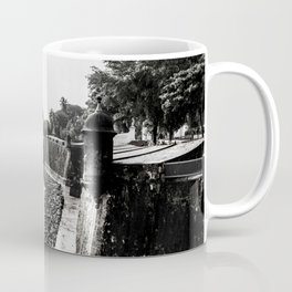 The Forts of Old San Juan - Photo Coffee Mug