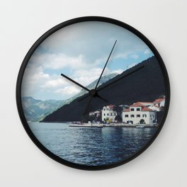 Montenegro Wall Clock