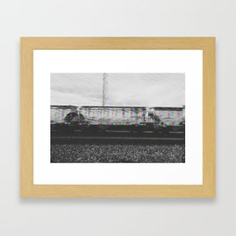 B3NCH Framed Art Print