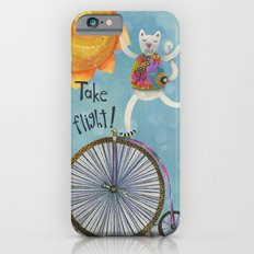 Take Flight With The Sun On Your Face iPhone 6s Slim Case