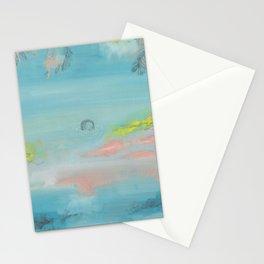 en el pantano Stationery Cards