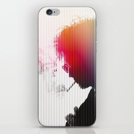 Chaos is a friend of mine iPhone Skin