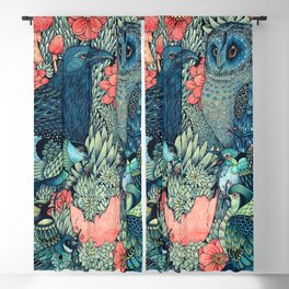 Cosmic Egg Blackout Curtain