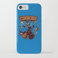 cookies iPhone & iPod Cases featuring Cookies! by WinterArtwork