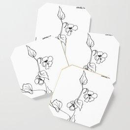 Abutilon abutiloides Coaster