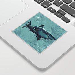 Guppy | Great White Shark Sticker