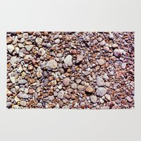 rocky Area & Throw Rugs featuring rocky by jmdphoto