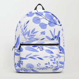 Indigo Scene Backpack