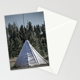 Tipi Dreaming Stationery Cards