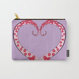 Tentacle Valentine Carry-All Pouch