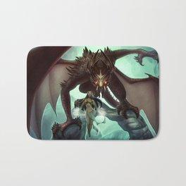 Dragon Summoner Bath Mat