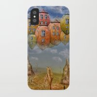 home sweet home iPhone & iPod Cases featuring Sweet Home by teddynash