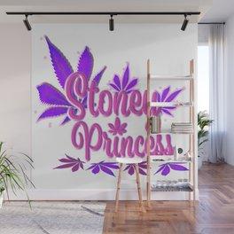 Stoney Princess Wall Mural