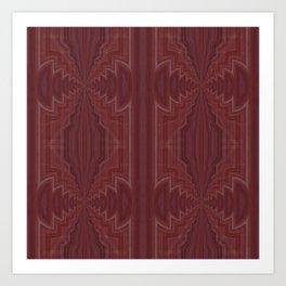 Sangiovese Red Wine Tapestry Wallpaper Art Print