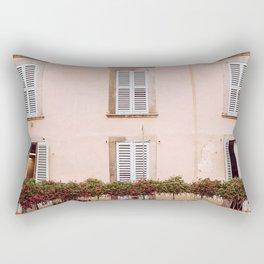 Bergamo street Rectangular Pillow