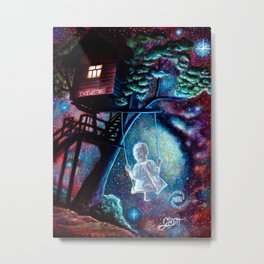 The Nova Sanctuary Metal Print