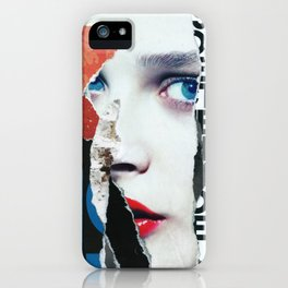 Wall Flower iPhone Case