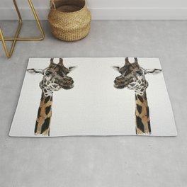 Giraffa camelopardalis Rug