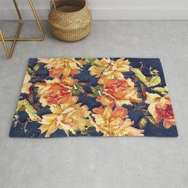 flowers pattern #flower #flowers #pattern Rug