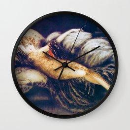 Louis Icart - Hunting - Meditation - Digital Remastered Edition Wall Clock