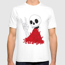 Rock On Skull T-shirt