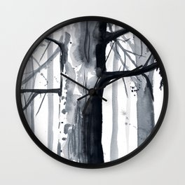 Grow Tall Wall Clock