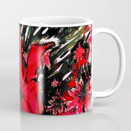 Redder Flower Coffee Mug