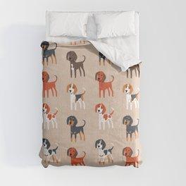 Coonhounds! Comforters