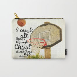 Philippians I can do all things Carry-All Pouch