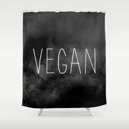 Vegan - Veganism Shower Curtain