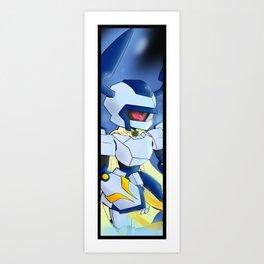 KWG-??M Art Print