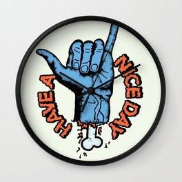 Gnar Life Wall Clock