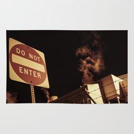 Do Not Enter Rug
