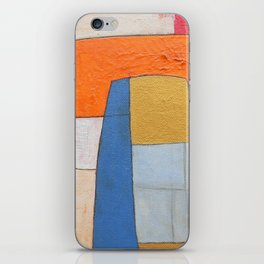 The Abstract Daily Art Print #7 iPhone Skin