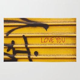 Love You, New York Rug