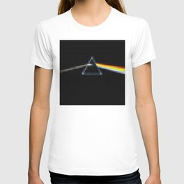 Dark Side of the Moon - Legobricks T-shirt