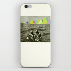 Holiday in the Mountains iPhone & iPod Skin