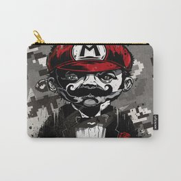 Super Mario Father Carry-All Pouch
