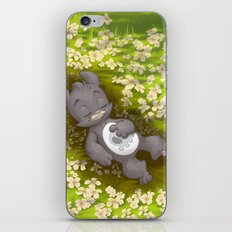 Flowery Death iPhone & iPod Skin