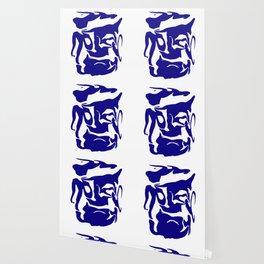 face3 blue Wallpaper