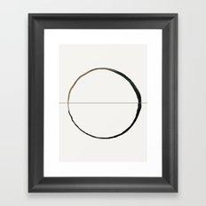 C7 Framed Art Print