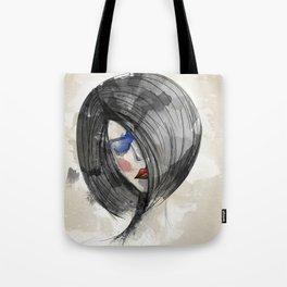 Girlie 02 Tote Bag