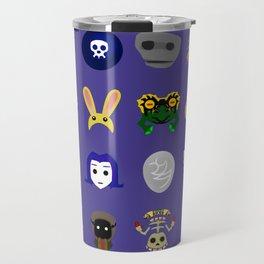 Majora's Masks Travel Mug