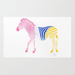 Zebra 14B Rug