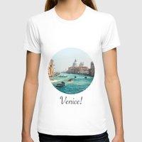 venice T-shirts featuring Venice! by Adrian Lungu