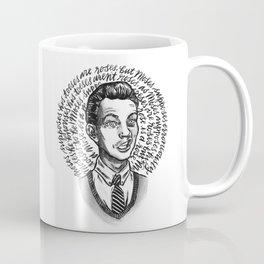 Moses Supposes Coffee Mug