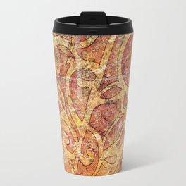 Promise of a golden autumn Travel Mug