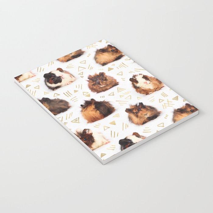 The Essential Guinea Pig Notebook