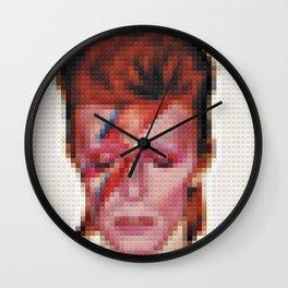 David - Legobricks Wall Clock